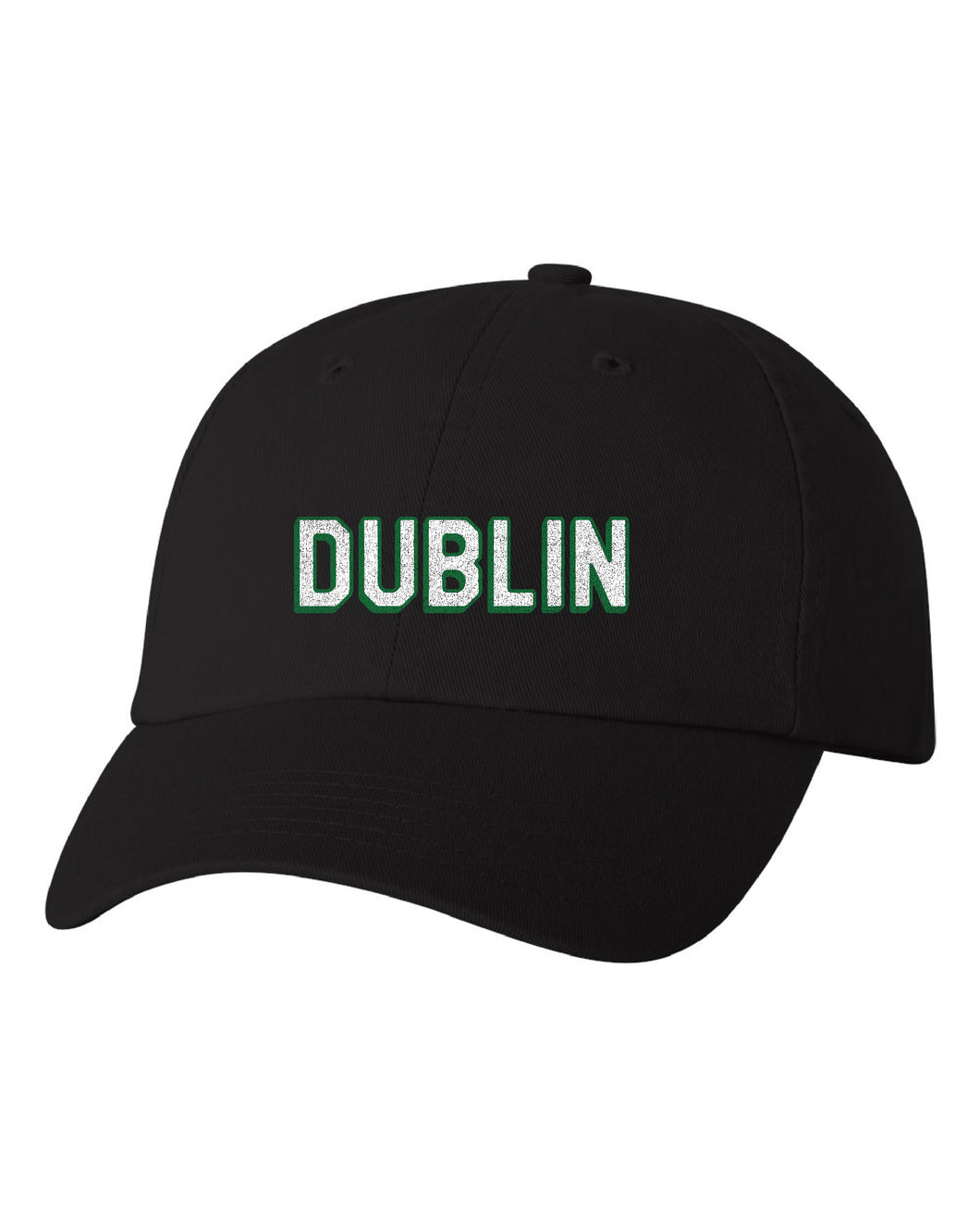 Dublin Block Dad Hat