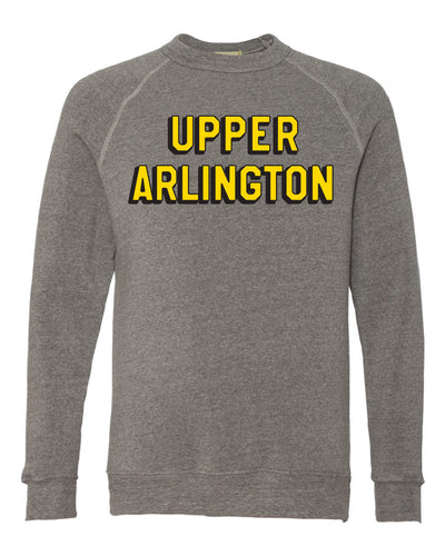 Upper Arlington Block Sweatshirt