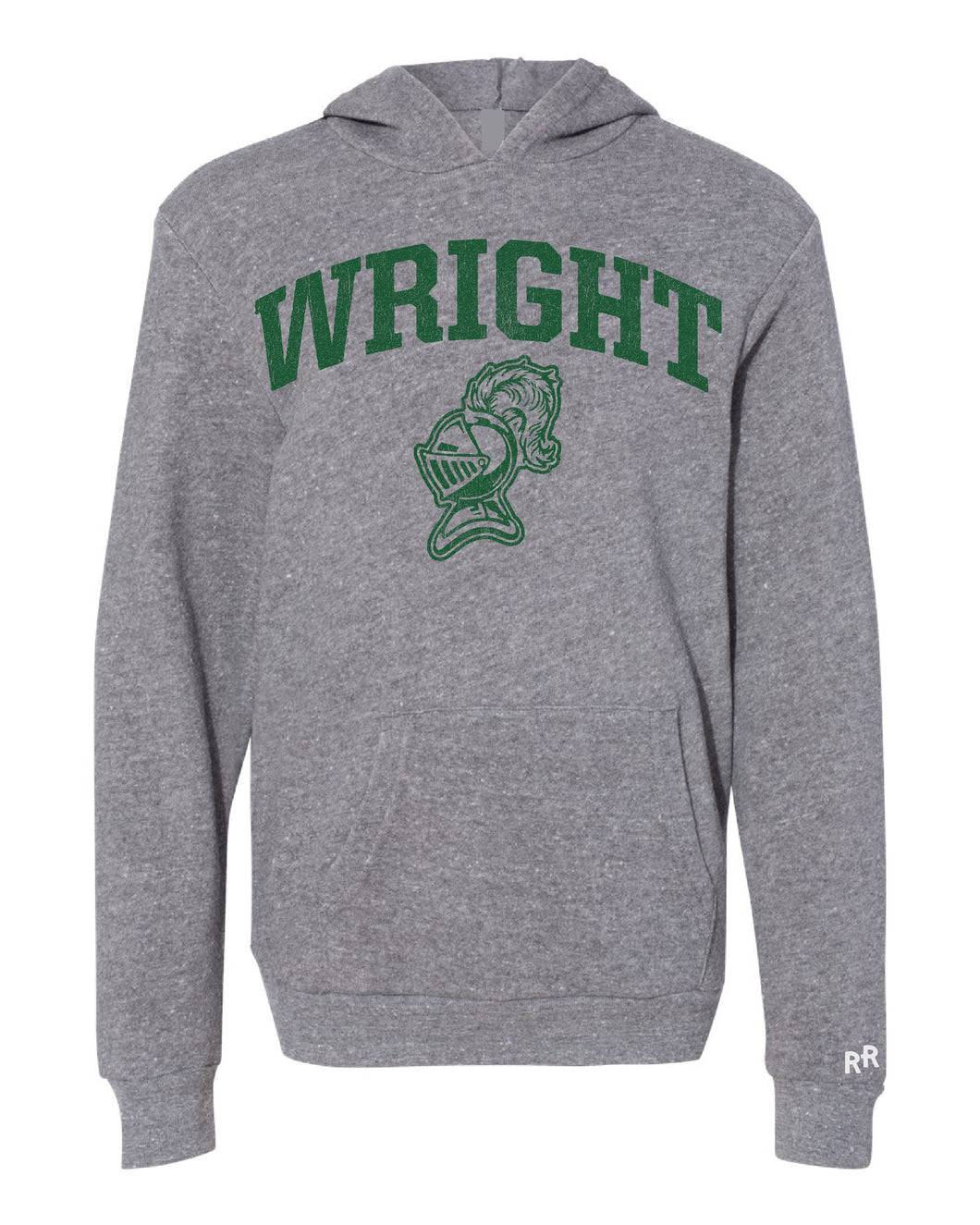 Daniel Wright YOUTH Block Wright Knight Hoodie