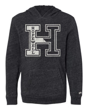 "Load image into Gallery viewer, Youth Unisex Hopewell Block ""H"" Hoodie"