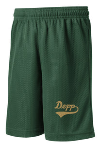 Abraham Depp Youth Shorts