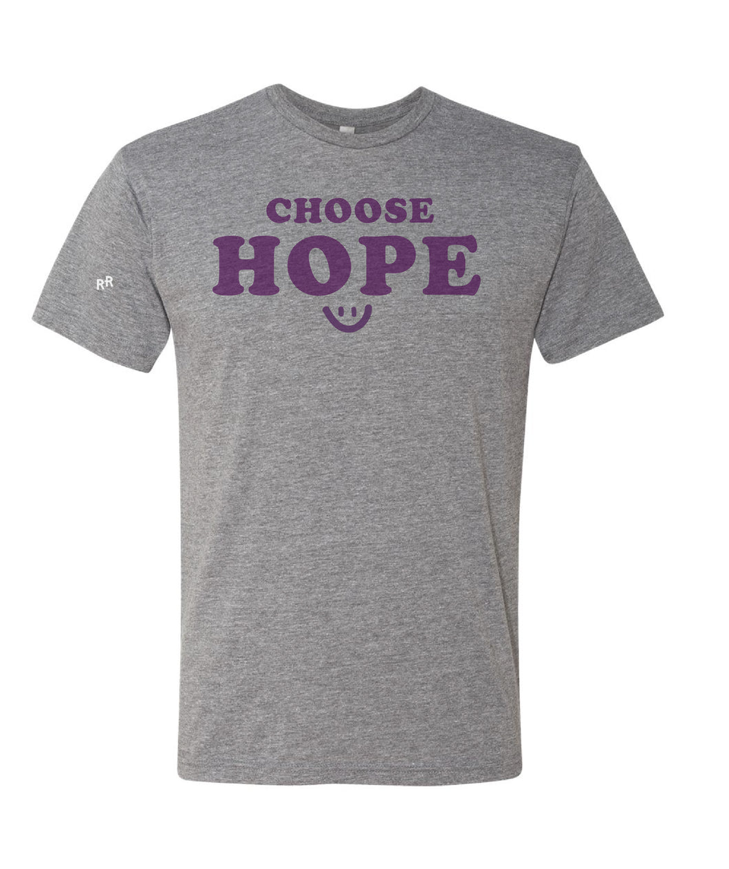Choose Hope | Grey