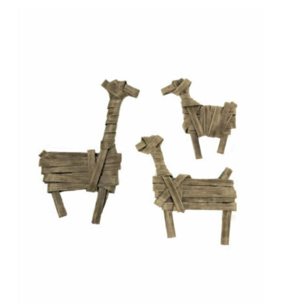 Prehistoric Split Twig Figurine Kit