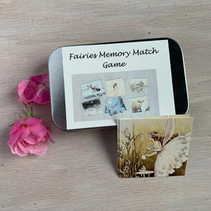 Fairies Matching Game - Juniper Earth