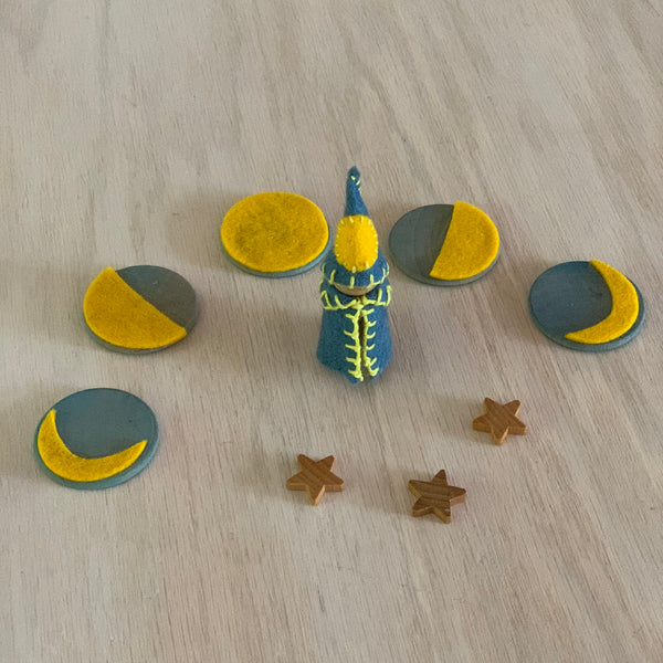 Moon Phase Creative Play Tin - Juniper Earth
