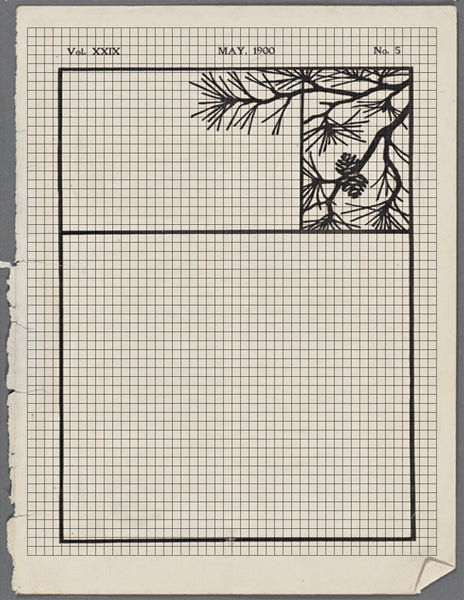 Pinecone Printable Writing Paper and Graph Paper