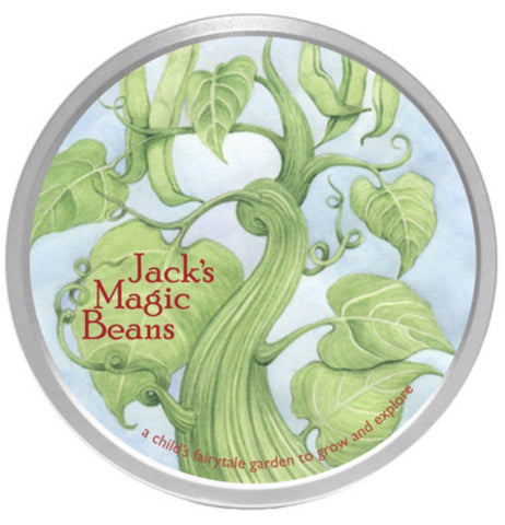 Jack's Magic Beans Garden Set