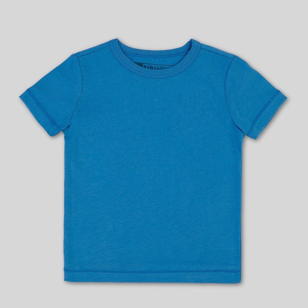 Organic Cotton T-shirt in Dancing Waves