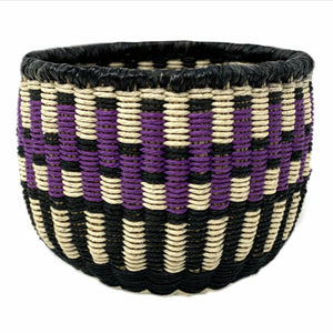 Wicker Basket Kit - Bowl Shape