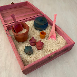 Sensory Play Box - Juniper Earth