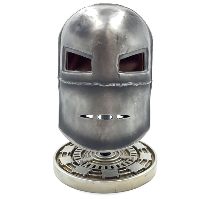 HCMY Studio Iron Man Mark I Die-cast Life Size Helmet