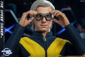 Soosootoys 1:6 scale collectible : The Quicksilver 2.0
