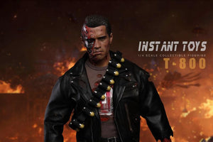 Inst Ant Toys Terminator 2: Judgment Day 1:4 Scale -----T800