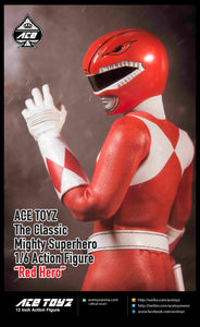 Ace Toyz  The Classic Mighty Super Hero Box Set