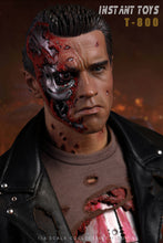 Load image into Gallery viewer, Inst Ant Toys Terminator 2: Judgment Day 1:4 Scale -----T800