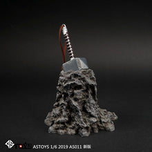Load image into Gallery viewer, ASTOYS Thor Hammer AS011