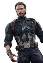 Load image into Gallery viewer, Hot Toys Avengers: Infinity War - Captain America MMS480