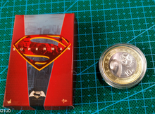 Load image into Gallery viewer, Hot Toys Batman v Superman: Dawn of Justice : Superman 1:6 Artistic Box