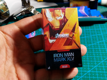 Load image into Gallery viewer, Hot Toys Iron Man Mark XLV 1:6 Artistic Box