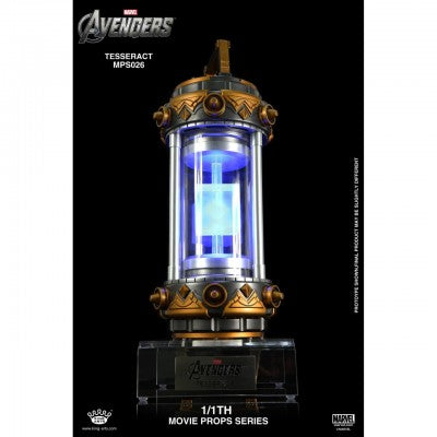 King Arts - Movie Props Series MPS026 - The Avengers - 1/1 Scale Tesseract