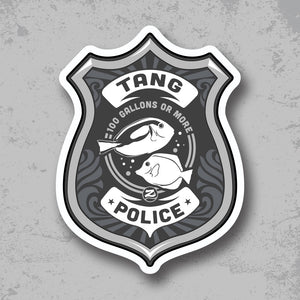 """Tang Police"" Sticker"