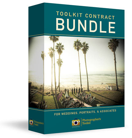 Wedding, Associate & Portrait Contract Bundle