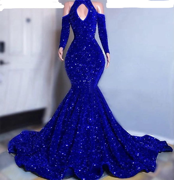 Royalty sequin dress