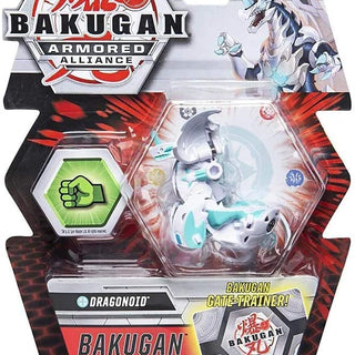 Bakugan Armored Alliance Core 2-inch Collectible Transforming Figure Dragonoid