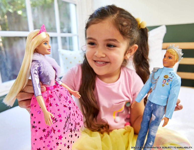 Barbie GML76 Adventure Deluxe Princess Doll