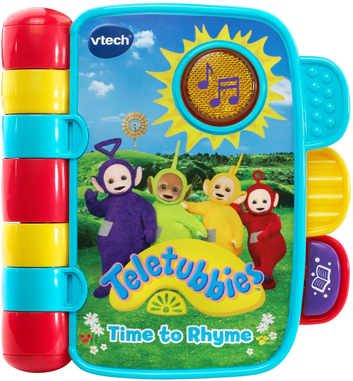 Vtech 193203 Teletubbies Time to Rhyme Learning and Activity Toys - Multicolour