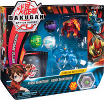 Bakugan 6045132 Battle Pack Assortment (Styles May Vary), Multicoloured