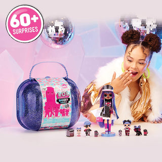 L.O.L. Surprise! Collectable Dolls - 60+ Surprises - Winter Disco Bigger Surprise