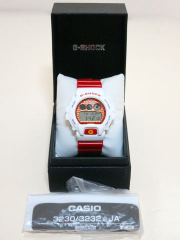 G-shock Crazy Colors Metallic Stars Series Red