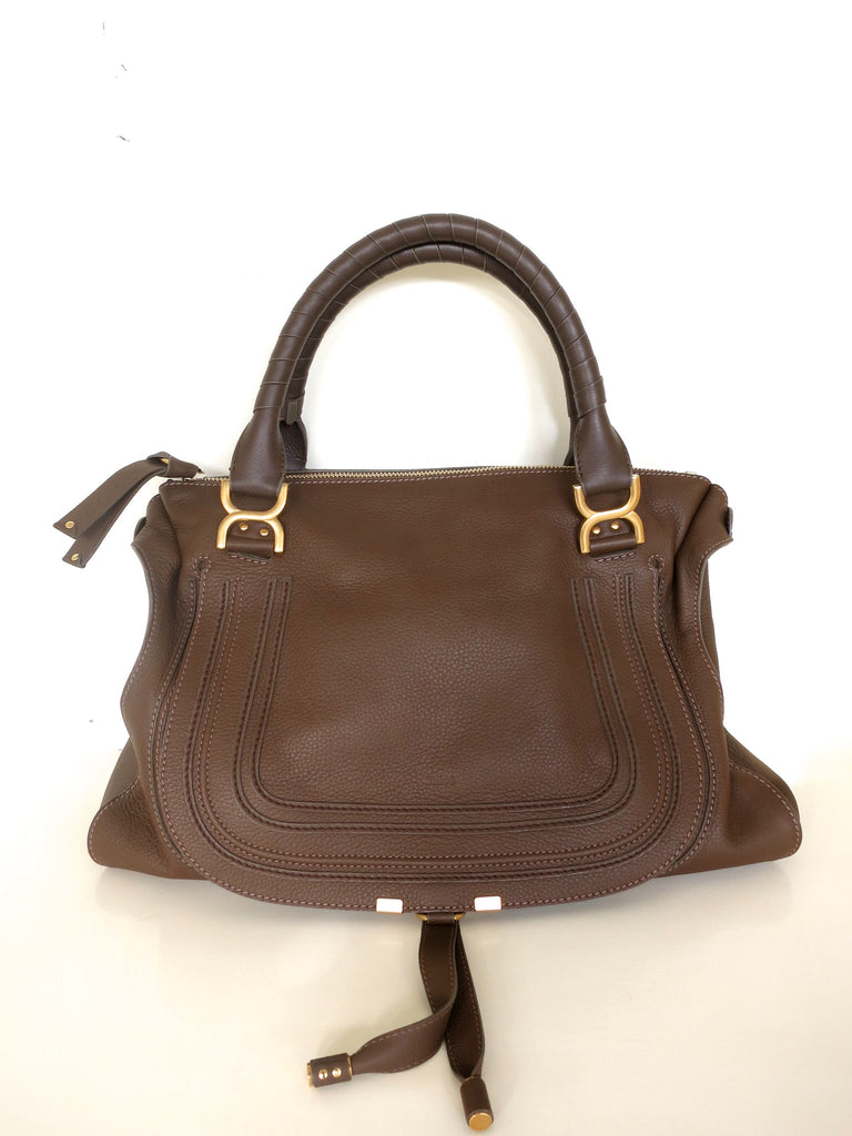 Chloe Marcie Large Brown