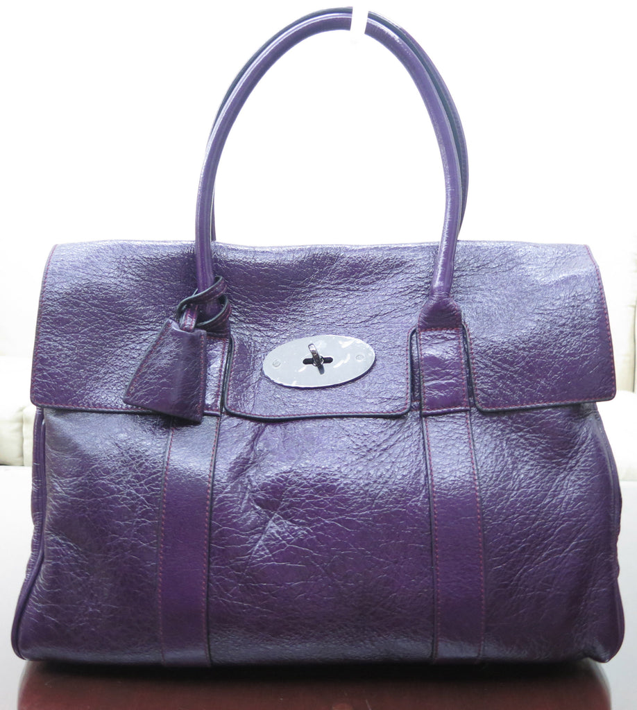 Mulberry Bayswater Red Onion