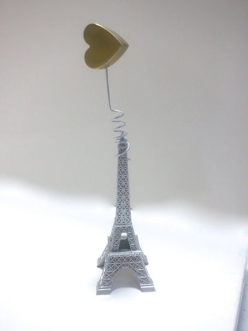 Paris Eiffel Tower Photo Holder