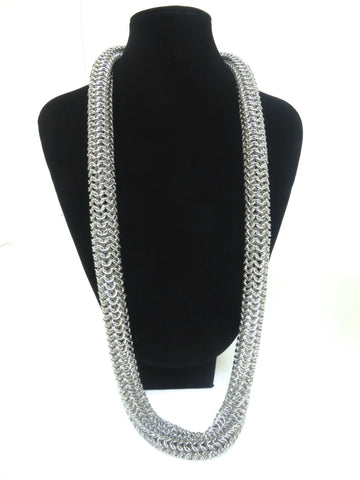 Thick Round Chain Necklace