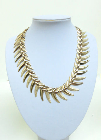 Fish Tail Necklace