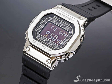 CASIO G shock GMW-B5000-1JF / with Bluetooth® - seiyajapan.com