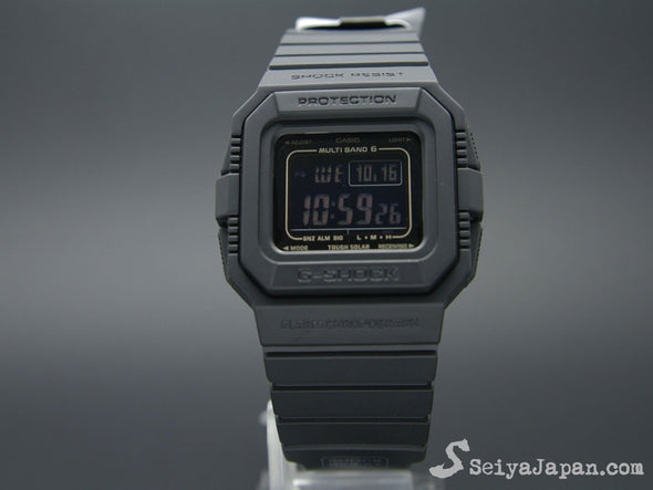 CASIO G shock GW-5510-1BJF MULTI BAND 6 - seiyajapan.com