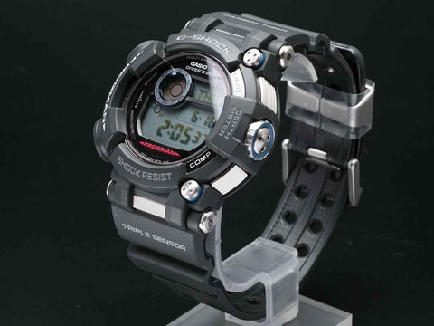 G-Shock FROGMAN with Water Depth Sensor GWF-D1000-1JF - seiyajapan.com - 2