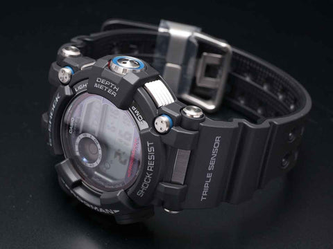G-Shock FROGMAN with Water Depth Sensor GWF-D1000-1JF - seiyajapan.com - 6