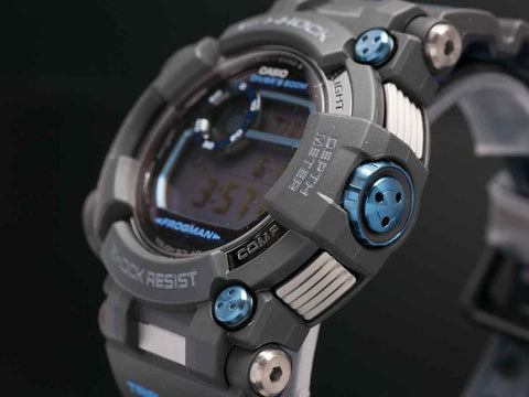 G-Shock FROGMAN with Water Depth Sensor GWF-D1000B-1JF - seiyajapan.com - 5