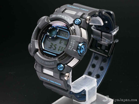 G-Shock FROGMAN with Water Depth Sensor GWF-D1000B-1JF - seiyajapan.com - 4