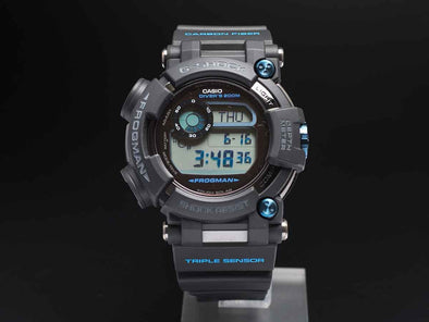 G-Shock FROGMAN with Water Depth Sensor GWF-D1000B-1JF  Made in Japan - seiyajapan.com