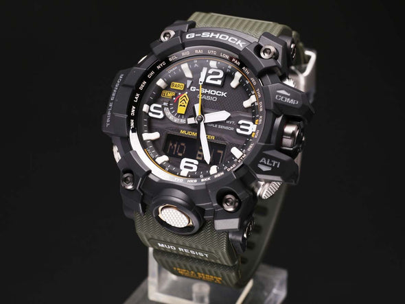 CASIO  GWG-1000-1A3JF/ GWG-1000-1A3 MUDMASTER Made in Japan - seiyajapan.com