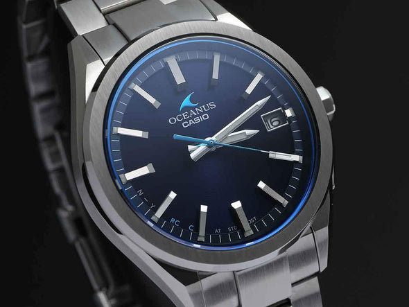 CASIO OCEANUS OCW-T200S-1AJF Made in Japan - seiyajapan.com