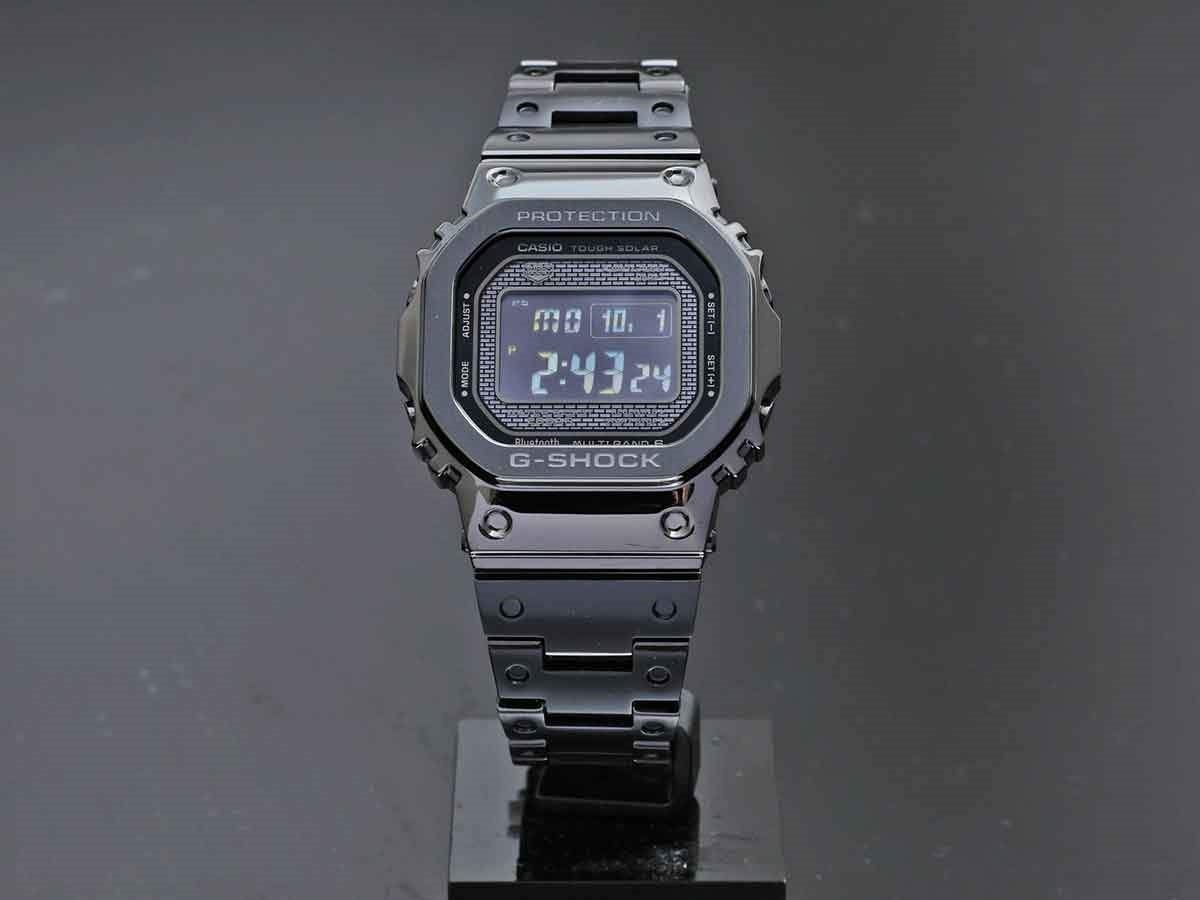 3e30a768f63 CASIO G shock GMW-B5000GD-1JF Full Metal Stainless Steel   with Blueto –  seiyajapan.com