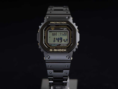 G shock GMW-B5000TB-1JR Full Metal Titanium / with Bluetooth®