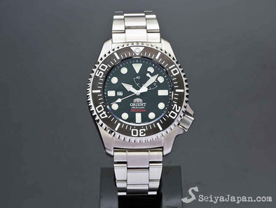 ORIENT Professional 300M Diver Automatic WV0101EL For Saturation Diving - seiyajapan.com